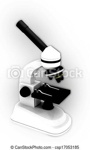 microscope - csp17053185