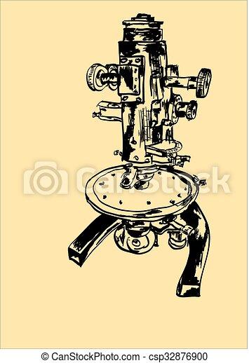 microscope - csp32876900
