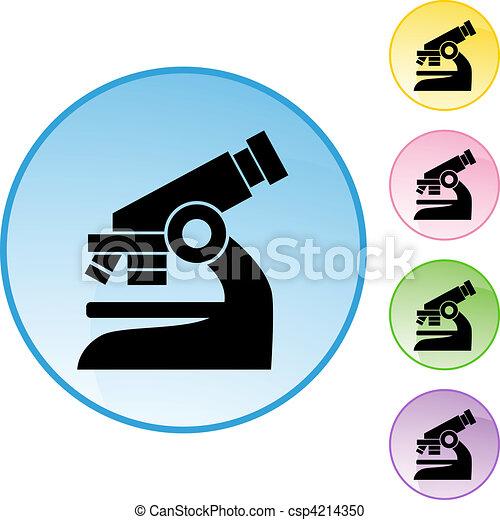 Microscope - csp4214350