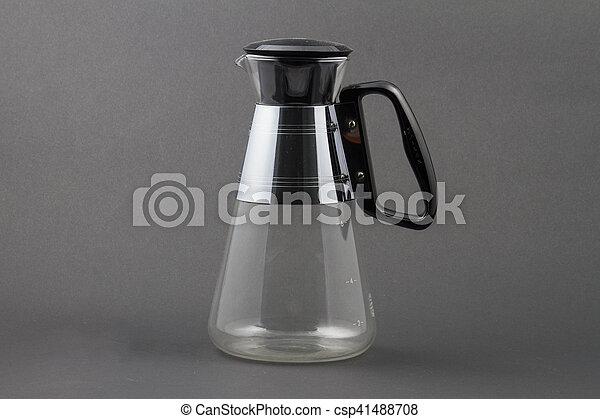 Mid Century Coffee Pot - csp41488708