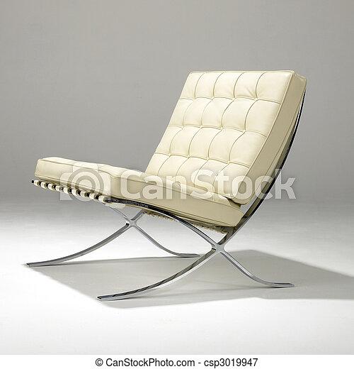 Nice Mid Century Modern Chair   Csp3019947