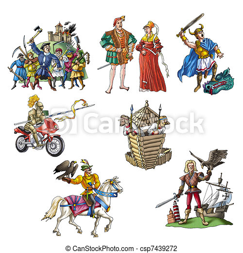 middle ages clipart and stock illustrations 8 316 middle ages rh canstockphoto com dark ages clipart middle ages clipart free