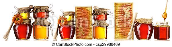 Coleccion de miel - csp29988469