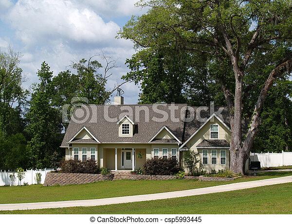 mieszkaniowy, dom - csp5993445
