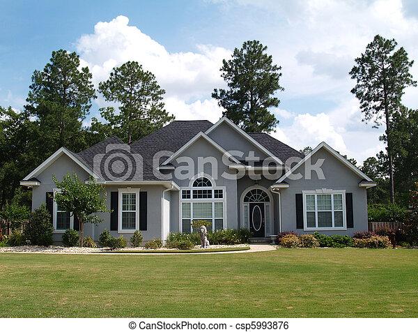 mieszkaniowy, dom - csp5993876