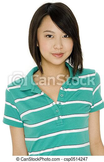 mignon, adolescent - csp0514247