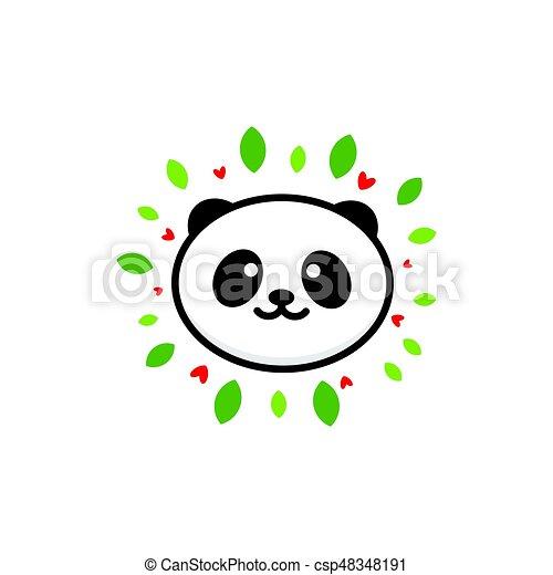 Animal Mignon Panda Dessin Facile