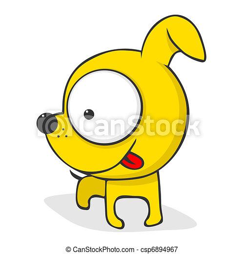 Mignon dessin anim chien mignon norme chien rigolote eyes dessin anim - Dessin chien mignon ...