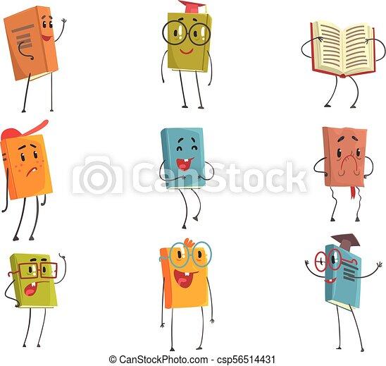 Mignon Different Gosses Representer Litterature Livre