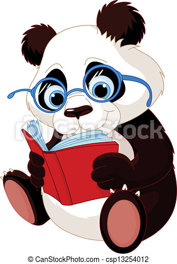 mignon, education, panda - csp13254012