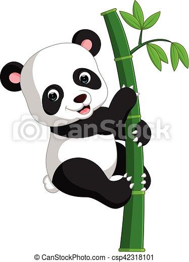 Mignon panda dessin anim mignon dessin anim - Tete de panda dessin ...