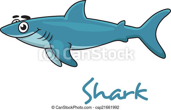 Mignon requin dessin anim mignon requin suitable isol conception white sourire vie - Requin en dessin ...