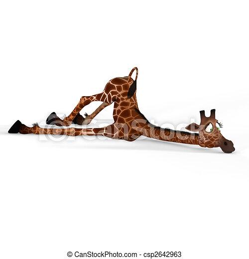 Mignon rigolote figure girafe agr able mignon - Girafe rigolote ...