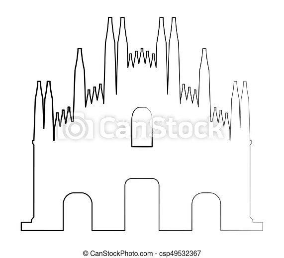 Milan Cathedral - csp49532367