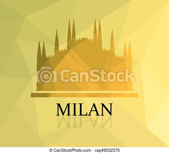 Milan Cathedral - csp49532376