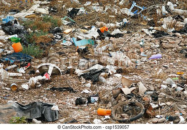 milieu, vervuiling - csp1539057