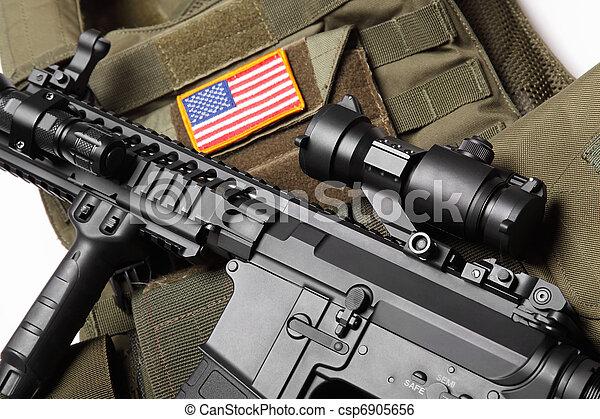 militaer, concept. - csp6905656