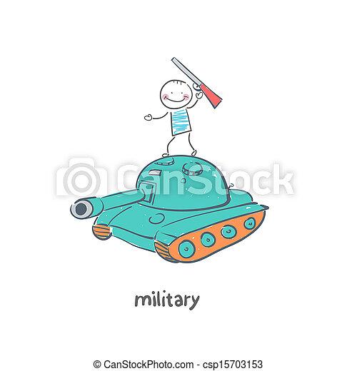 militaer - csp15703153