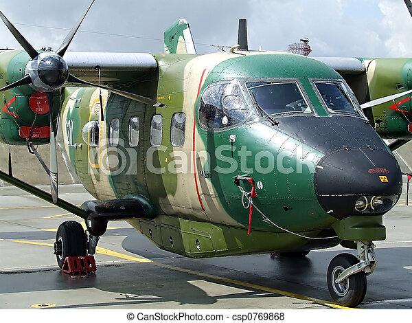 Military aircraft - csp0769868