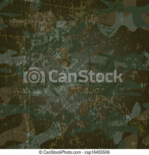 Military background - csp16455506