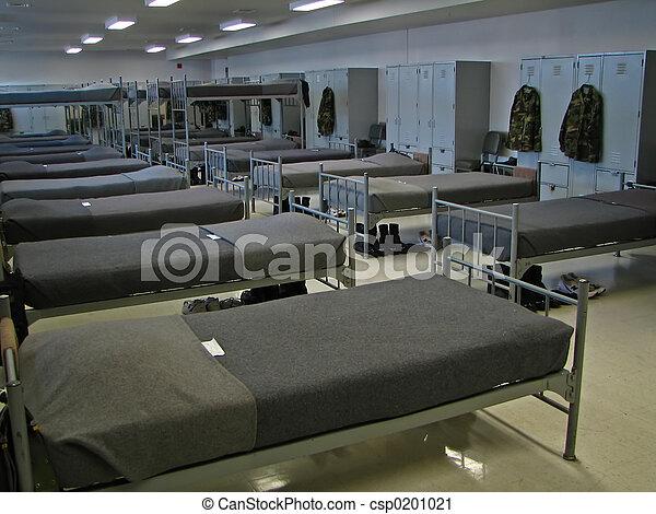 military bunks - csp0201021