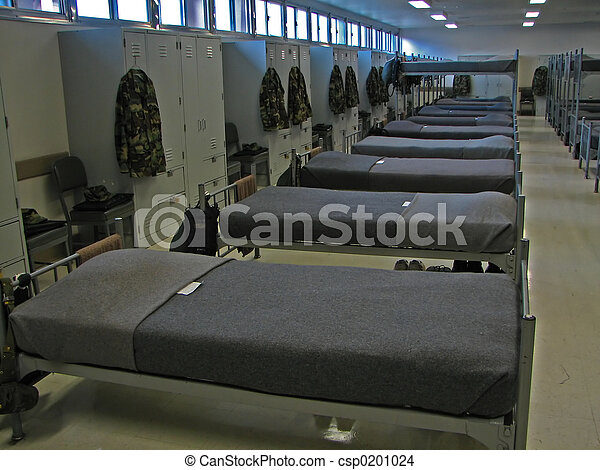 military bunks - csp0201024
