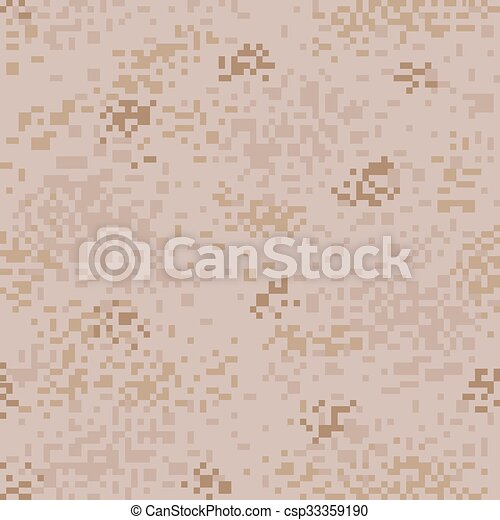 Military Camouflage Textile Pattern - csp33359190