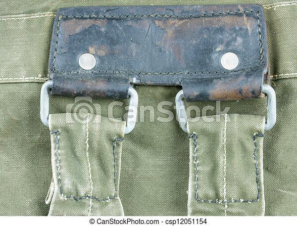 Military Canvas Bag - csp12051154