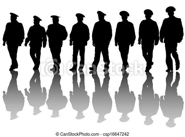 Military clothing - csp16647242