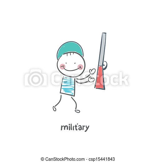 military - csp15441843