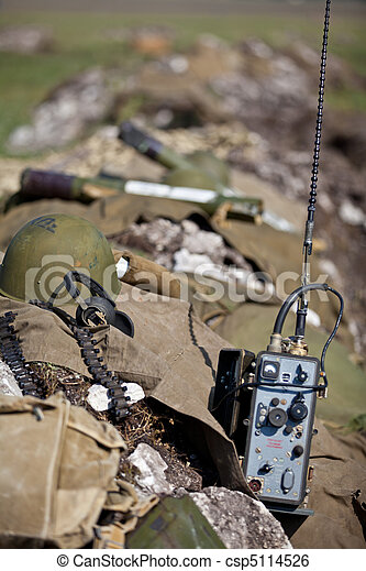 Military equipment - csp5114526
