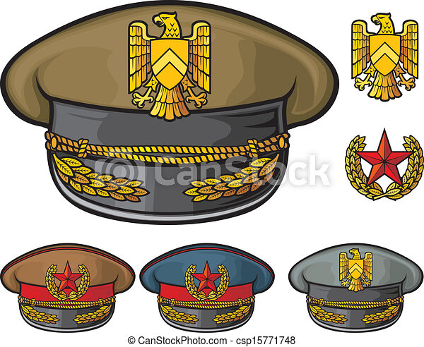 Military hats (military officer s caps ad48b4792e85