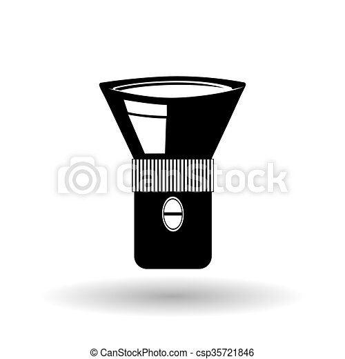 Military icon design, vector illustration - csp35721846