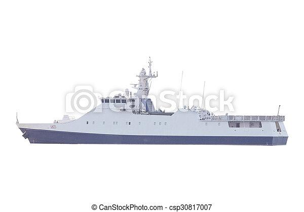 military ship - csp30817007