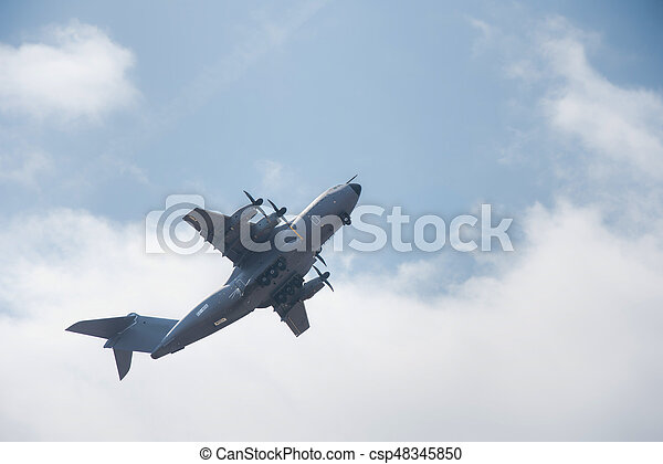 military transport aircraft - csp48345850
