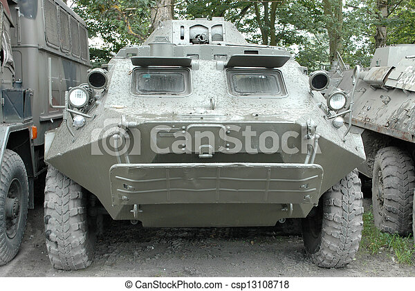 Military vehicles - csp13108718