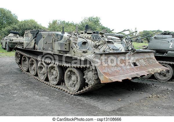 Military vehicles - csp13108666