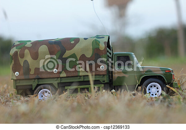 Military vehicles  - csp12369133