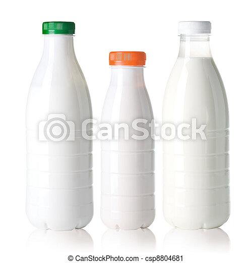 milk bottle - csp8804681