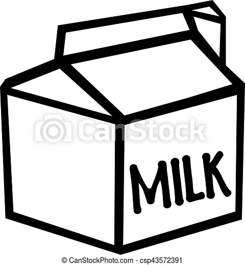milk carton eps vectors search clip art illustration drawings rh canstockphoto com milk cartoon drawing milk cartoon drawing