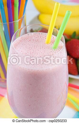 Milkshake - csp0250233