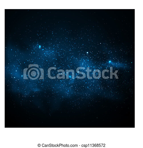 Milky Way - csp11368572