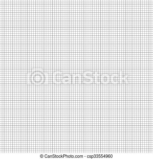 (millimeter, 噛み合いなさい, paper), repeatable., バックグラウンド。, ペーパー, グラフ, 格子 - csp33554960
