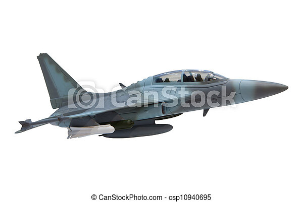 millitary air plane - csp10940695