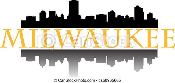 Resultado de imagen para logo de Milwaukee city.