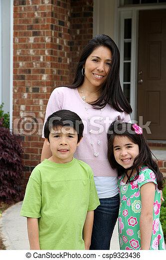 mimo, rodina - csp9323436