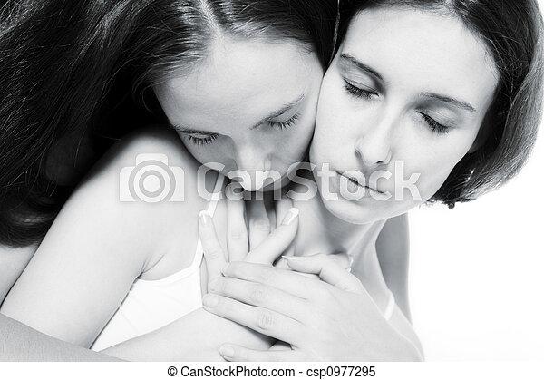 lesbisk förförelse lesbiska med Big ass Porr