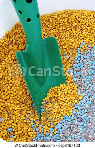 mineral fertilizer 14 - csp2487133