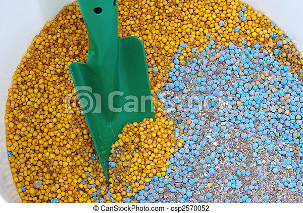 mineral fertilizer 15 - csp2570052