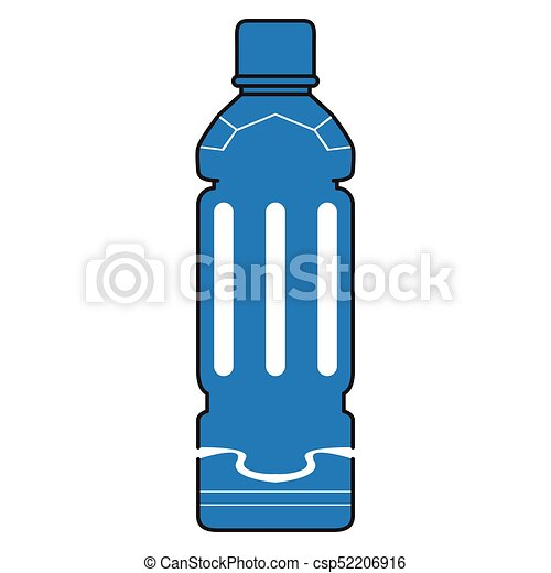 mineral water bottle isolated on white background vector vector rh canstockphoto co uk clipart water bottle png clipart water bottle